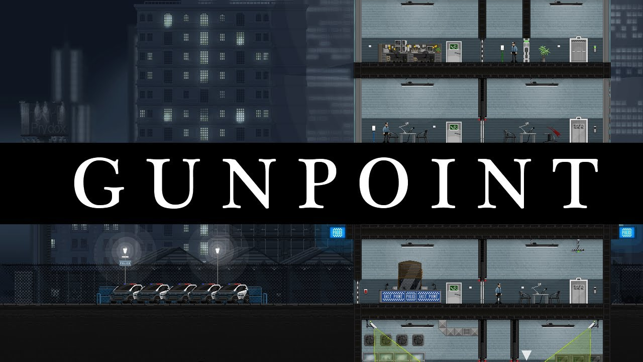 Gunpoint: a stealth puzzle game that lets you rewire its levels to.