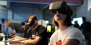 Virtual Reality - Wowing both the kids and the adults
