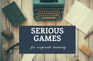 Serious Games For Corporate Training